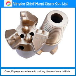 Diamond core drill bit for sandstone/any size and color supply diamond core drilling