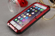 luxury phone case Metal case for iphone 6 plus, back cover for iphone 6 plus , for iphone 6 plus metal back case