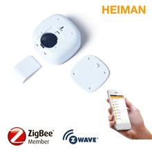 Mejor mini zwave zigbee domótica sensor de movimiento