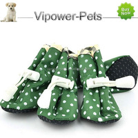 Cheap Dog Shoes Wholesale Pet Shoes Waterproof Dogs Boots Pet Products Free Shipping