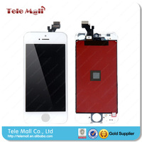 Mobile Phone lcd for iphone 5 lcd digitizer complete,for iphone 5 touch screen digitizer,for iphone 5 replacement screen