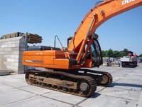 Used Condition Doosan Excavator Crawler Excavator DX340LC