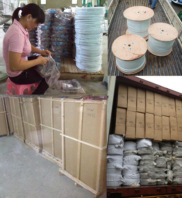 PVC insulated copper conductor cable electric for home appliance