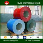 Alibaba china vendas quentes bobinas de aço galvanizado matéria prima