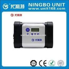 DC12V mini tire inflator with digital gauge setup YD-308