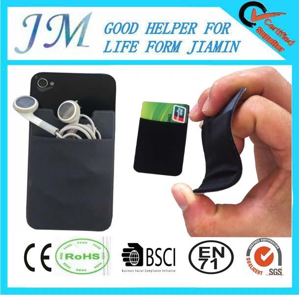 3m sticker smart mobile credit card holder wallet