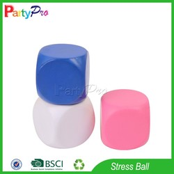 Partypro New Products 2015 Innovative Product Custom Printed Dice