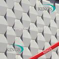 la innovación de la construcción a partir de material de los reyes resistente al calor ligero instalado por el tornillo