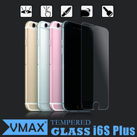 High Quality mobile phones accessories screen protector tempered glass waterproof membrane for Apple iphone 6 6s