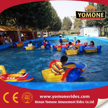 China factory manufacturer Water Park rides hand rocking Boat used theme water park for sale