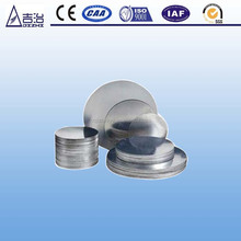 reflective aluminium disc/circle for cookware