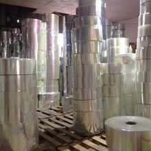 Factory wholesale met pet film with many colors