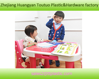 new design hot sell kids study table for baby plastic table A-S001