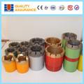 Buena calidad hq diamond drilling bit core diamond core drilling