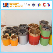 Good quality hq diamond drilling core bit diamond core drilling