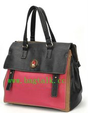 Fashion Laptop Leather Briefcase Men Leather Briefcase Messenger Bag