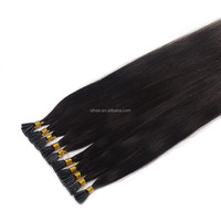 Colored I Tip Hair Extensions, Human Hair Extensions, Stick Hair Extensions