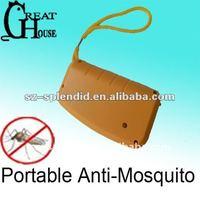 Mini Ultrasonic Mosquito Repeller GH-331