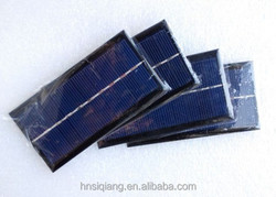 Factory direct supply custom-made 125*65mm 5V 1.5W cheap price mini polycrystalline silicon solar panels