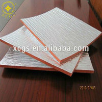 acoustic and thermal insulation materials/acoustic insulation/advanced construction material