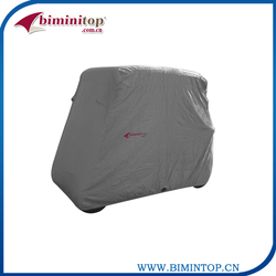 Specialized suppliers golf car accessory anti-uv golf car cover for hot sale