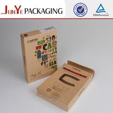 cardboard custom made toy box storage box with lock