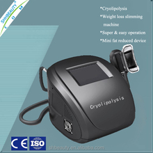 Weight loss slimming cryolipolysis machine/fat freezing vacuum cryolipolysis / vacuum cryolipolysis cellulite removal