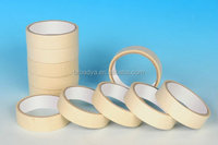 Hear resistant single sided paint masking tape
