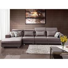 2015 latest modern fabric sofa/sofa cum bed designs prices/home cinema sofa