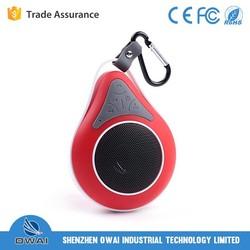 2015 hot promotional sound driver bluetooth speaker