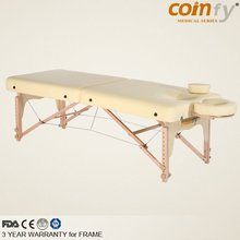 COMFY CFMS05-7 Wooden Fold Physical Therapy Bed