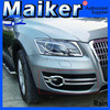 Front Fog light Cover Fog lamp Cover Exterior Accessories For Q5 china auto accessories from maiker
