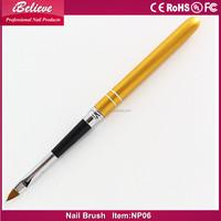 Dongguan New hot factory price nail brush for nail beauty
