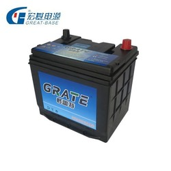 vrla lead acid battery manufacturer 12v 46B24R-12V45AH sealed battery electric vehicle maintenance free car battery 46b24l