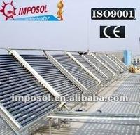 sun solar collector design