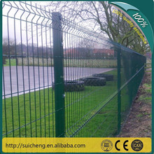 New Product folded Fence/Welded Mesh Fencing for Sale/PVC Coated Fence on Sale (Factory)