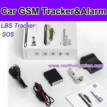 Vehicle GSM Tracker/Vibration and sound sensor alarm & Remote listening for car