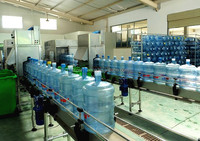 Full automatic bottle drinking water plant/ mineral water factory/ drinking water production line
