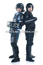 Hard ABS Material Anti-riot Suit