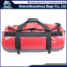 TPU tarpaulin waterproof outdoor storage kayak fishing dry duffel travel bag