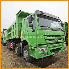 Loading Capacity HOWO Dump Truck 336hp for sale RHD/LHD