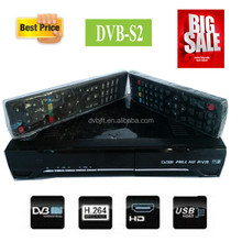 Best sale dvb-s2 set top box cable receiver mini for signal for Ghana