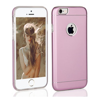 Luxury phone cover tough armor metal case for iphone 6s accessories