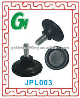 Plastic feet durable feet for furniture chair