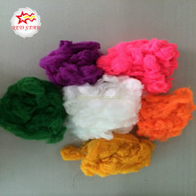Dope dyed 1.4d regenerated PSF recycled PET FIBER Polyester Staple Fiber