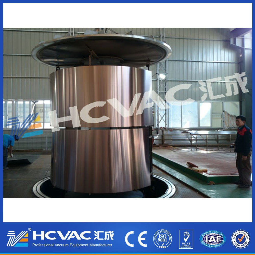 PVD titanium nitride coating machine