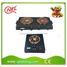 iron sheet Housing and Coil Hotplate Hot Plate Surface electric hot pot with grill