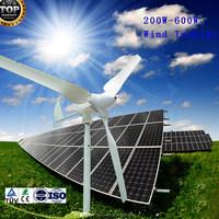 home use wind and solar hybrid wind turbine generator, wind mill
