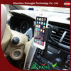 Hot selling ABS material universal gps holder car holder air vent mount
