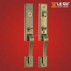 Commercial Duty Master Keyed Mortise Door Entry Leverset Lock